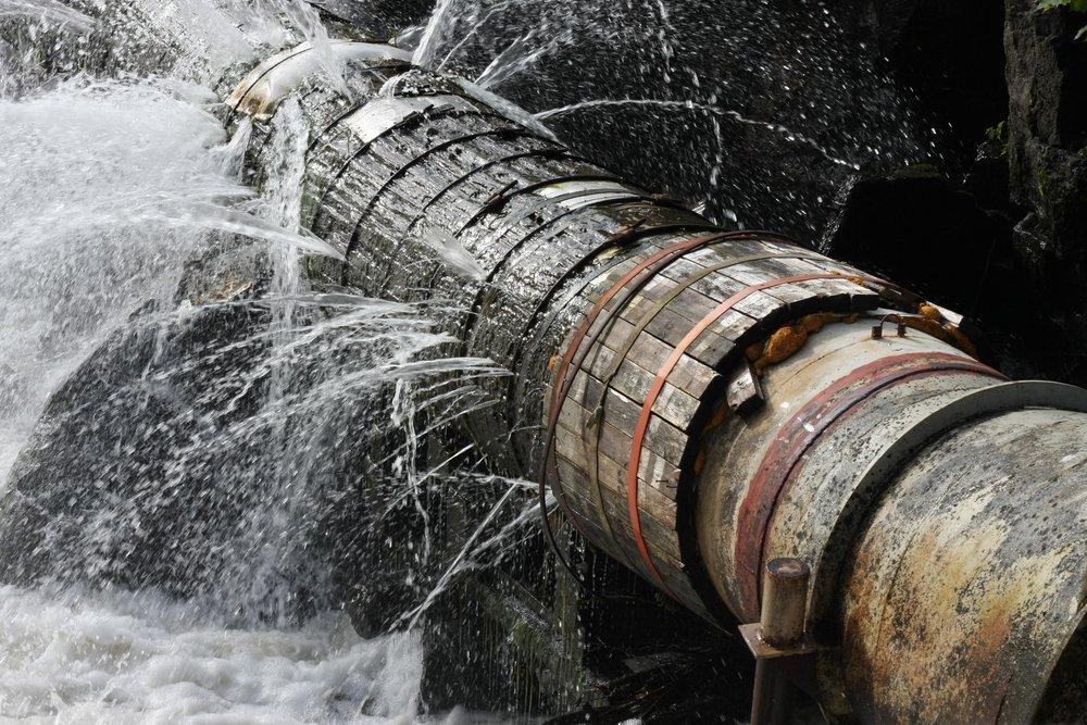 Emergency water leak